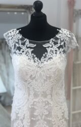 Justin Alexander | Wedding Dress | Fit to Flare | LE317M