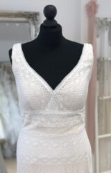 Wedding Collection | Wedding Dress | Fit to Flare | LE321M
