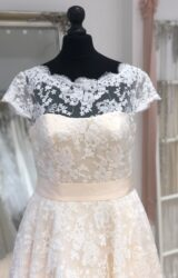 House of Mooshki | Wedding Dress | Tea Length | LE388M
