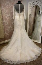 Berketex | Wedding Dress | Fit to Flare | Y125E