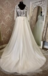Terra Bridal | Wedding Dress | Aline | Y133E