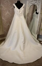 Terra Bridal | Wedding Dress | Aline | Y134E
