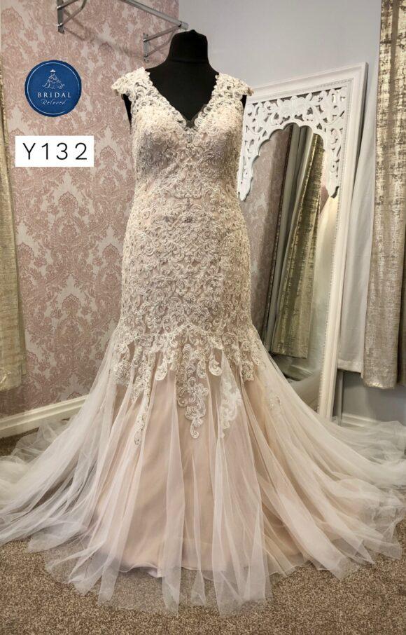 Allure   Wedding Dress   Fishtail   Y132