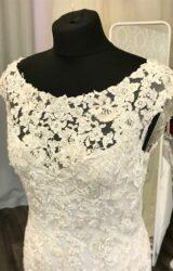 Ella Rosa | Wedding Dress | Fit to Flare | C194JL