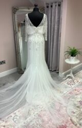 Eliza Jane Howell | Wedding Dress | Fit to Flare | SU101L