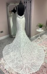 Allure | Wedding Dress | Fit to Flare | SU97L