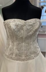 Trudy Lee | Wedding Dress | Aline | D1090K