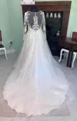 Venus | Wedding Dress | Aline | SH166S