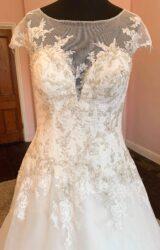 Venus | Wedding Dress | Aline | SH164S