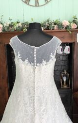 Venus | Wedding Dress | Aline | SH139S