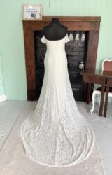 Charlie Brear | Wedding Dress | Fit to Flare | SH160S