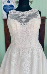Maggie Sottero   Wedding Dress   Aline   SH168S