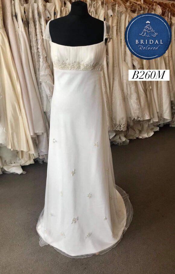 Augusta Jones   Wedding Dress   Empire   B260M