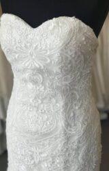 Justin Alexander | Wedding Dress | Fit to Flare | B261M