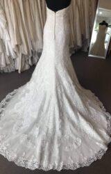 Justin Alexander   Wedding Dress   Fit to Flare   B261M