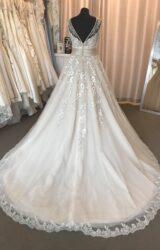 Justin Alexander   Wedding Dress   Aline   B159