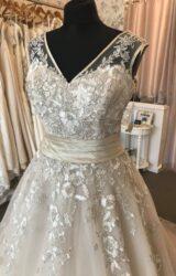 Justin Alexander | Wedding Dress | Aline | B159