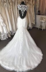 Mark Lesley | Wedding Dress | Fishtail | B257M