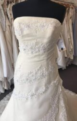 Anastasia Sposa | Wedding Dress | Empire | B258M