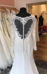 Morilee | Wedding Dress | Fit to Flare | T146F