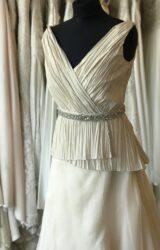 Jesus del Pozo | Wedding Dress | Separates | B137M
