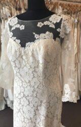 La Papillon | Wedding Dress | Column | B219M