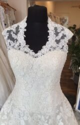 Justin Alexander | Wedding Dress | Aline | T145F