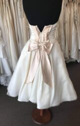 Vera Wang | Wedding Dress | Tea Length | B142M