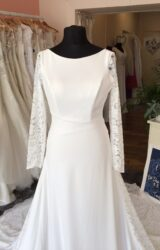 San Patrick | Wedding Dress | Aline | T154F
