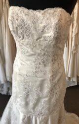 Justin Alexander | Wedding Dress | Fit to Flare | B170M