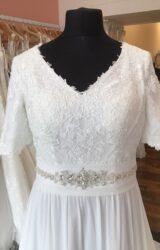 Maggie Sottero | Wedding Dress | Aline | T150F
