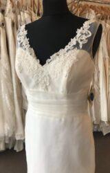 Pure Bridal | Wedding Dress | Empire | B112M