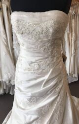 Pronovias | Wedding Dress | Fit to Flare | B48M