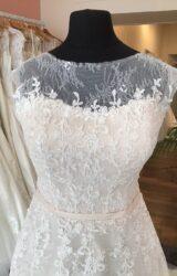 Eternity | Wedding Dress | Aline | T156F
