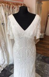Eliza Jane Howell | Wedding Dress | Column | T133F