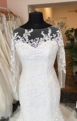 Ronald Joyce | Wedding Dress | Fit to Flare | T155F