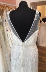 Stephanie Allin | Wedding Dress | Fit to Flare | T169F