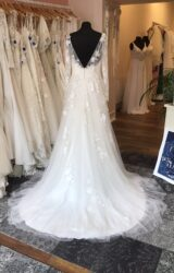Modeca | Wedding Dress | Aline | T172F