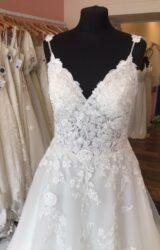 Rosa Clara   Wedding Dress   Aline   T164F