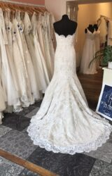 Augusta Jones | Wedding Dress | Fit to Flare | T170F