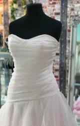 Sincerity | Wedding Dress | Drop Waist | CA205G