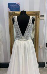 White April | Wedding Dress | Aline | WF310H