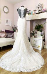 Berketex | Wedding Dress | Fit to Flare | W893L