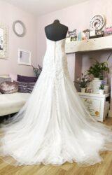 David Tutera | Wedding Dress | Fishtail | W903L