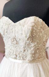 Watters | Wedding Dress | Aline | W891L