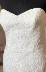 Watters   Wedding Dress   Fit to Flare   W904L