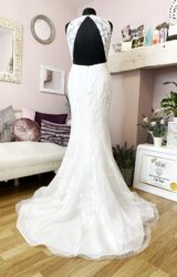Berketex | Wedding Dress | Fit to Flare | W908L