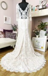 Berketex | Wedding Dress | Fit to Flare | W912L