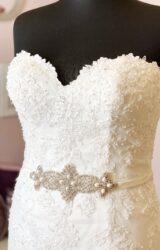 Ronald Joyce | Wedding Dress | Fit to Flare | W913L