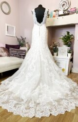 Kenneth Winston | Wedding Dress | Fishtail | W917L